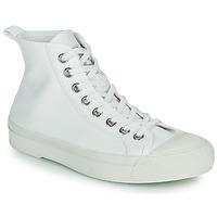 Chaussures Femme Baskets basses Bensimon B79 MID Blanc