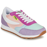Chaussures Femme Baskets basses Fila ORBIT CB LOW WMN Violet / Rose / Blanc