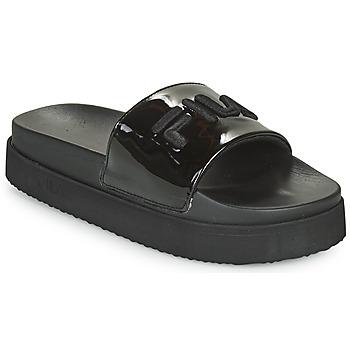 Chaussures Femme Claquettes Fila MORRO BAY ZEPPA F WMN Noir