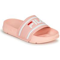 Chaussures Fille Claquettes Fila MORRO BAY SLIPPER JR Rose