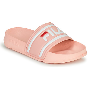 Chaussures Fille Claquettes Fila MORRO BAY SLIPPER JR Rose