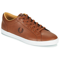 Chaussures Homme Baskets basses Fred Perry BASELINE Marron