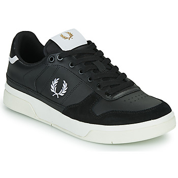 Chaussures Homme Baskets basses Fred Perry B300 Noir