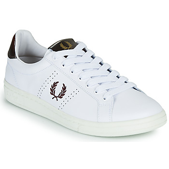 Chaussures Homme Baskets basses Fred Perry B721 Blanc