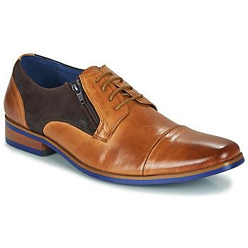 Chaussures Homme Derbies Kdopa SNOOP Camel / Bleu