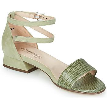 Chaussures Femme Sandales et Nu-pieds Peter Kaiser PAMILA Kaki