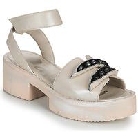 Chaussures Femme Sandales et Nu-pieds Papucei AMON Beige