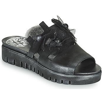 Chaussures Femme Mules Papucei ARO Noir