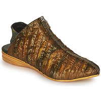Chaussures Femme Sandales et Nu-pieds Papucei LARISA Noir / Doré