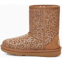 Chaussures Fille Bottes de neige UGG UGKCLGLLCHE1112388T Bottes Enfant CHÂTAIGNE CHÂTAIGNE