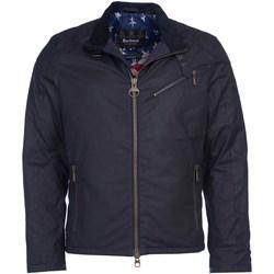 Vêtements Homme Blousons Barbour MWX1685 NY51 BLEU