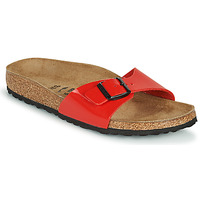 Chaussures Femme Mules Birkenstock MADRID Rouge
