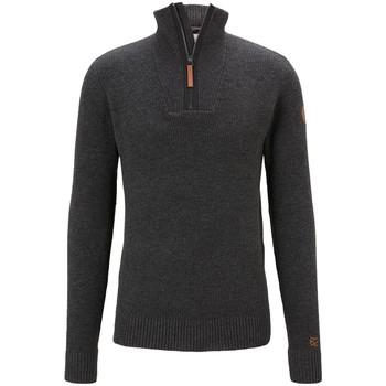 Vêtements Homme Pulls Tom Tailor - pull GRIS ANTHRACITE