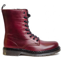 Chaussures Femme Boots Zap-In B1027F Rouge