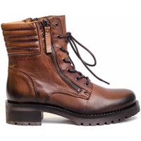 Chaussures Femme Bottines Zap-In B-1887 Marron