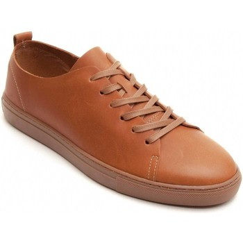 Chaussures Homme Baskets basses Keelan 68472 LEATHER