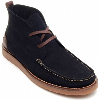 Chaussures Homme Boots Montevita 68481 BLUE