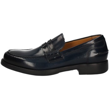 Chaussures Homme Mocassins Campanile X165 BLEU