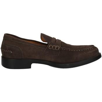 Chaussures Homme Mocassins Campanile X165 GRIS