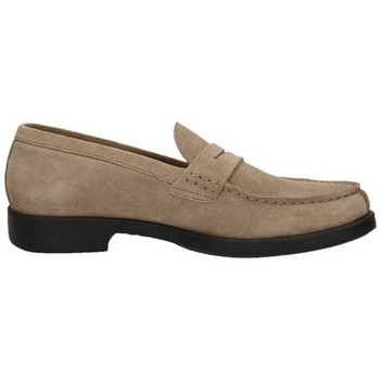 Chaussures Homme Mocassins Campanile X165 ARDOISE