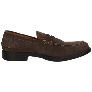 Chaussures Homme Mocassins Campanile X165 ANTHRACITE