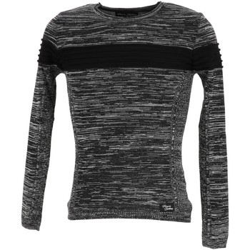 Vêtements Homme Pulls Paname Brothers Paname 206 nr grs pull Noir
