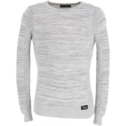 Vêtements Homme Pulls Paname Brothers Paname 207 grs ecr pull Gris clair