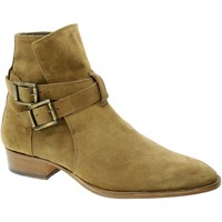 Chaussures Homme Boots Progetto 3626 Marrone