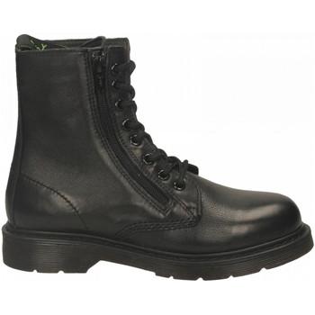 Chaussures Femme Bottines Evoca ALEXA COW SMART black