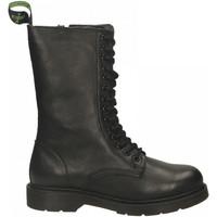 Chaussures Femme Bottines Evoca MIDWEY COW black