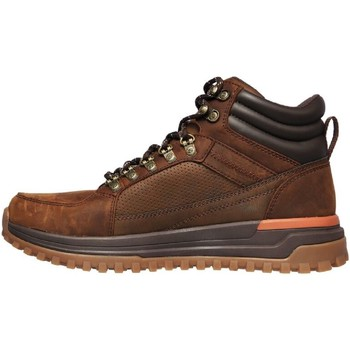 Chaussures Homme Baskets montantes Skechers 210152/CDB Basket homme MARRON MARRON
