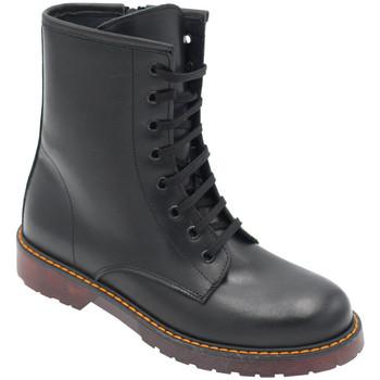 Chaussures Femme Boots Angela Calzature AANGC2221nr nero