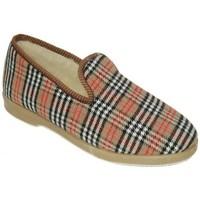 Chaussures Femme Chaussons Cbp - Conbuenpie  Beige