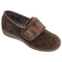 Chaussures Femme Chaussons Cbp - Conbuenpie  Marron