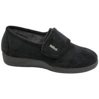 Chaussures Femme Chaussons Cbp - Conbuenpie  Noir