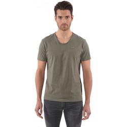 Vêtements Homme T-shirts manches courtes Kaporal T-Shirt Homme Salva Army Vert