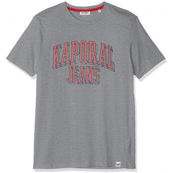 Vêtements Homme T-shirts manches courtes Kaporal T-Shirt Homme OLRIKH Gris Gris