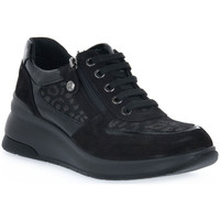 Chaussures Femme Baskets basses Enval LEOL NERO Nero