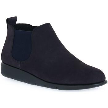 Chaussures Femme Boots Frau NABOUCK NAVY Blu