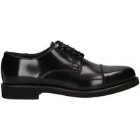 Chaussures Homme Richelieu Gino Tagli 615 lacé Homme NOIR NOIR