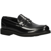 Chaussures Homme Mocassins Gino Tagli 653 flâneurs Homme NOIR NOIR
