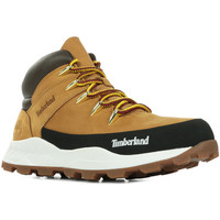Chaussures Homme Boots Timberland Brooklyn Mid Hiker marron