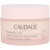 Beauté Femme Anti-Age & Anti-rides Caudalie Resveratrol Lift Crème Cachemire Redensifiante  50 ml
