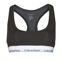 Sous-vêtements Femme Brassières Calvin Klein Jeans MODERN COTTON UNLINED BRALETTE Noir