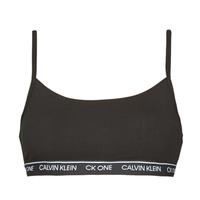 Sous-vêtements Femme Brassières Calvin Klein Jeans UNLINED BRALETTE Noir