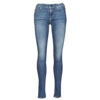 Vêtements Femme Jeans skinny Replay NEW LUZ Bleu Moyen
