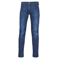Vêtements Homme Jeans slim Replay ANBASS Pants Bleu Moyen
