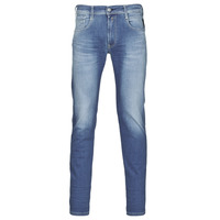 Vêtements Homme Jeans slim Replay ANBASS HYPERFLEX Bleu Moyen