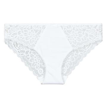 Sous-vêtements Femme Culottes & slips DIM SUBLIM DENTELLE X2 Noir
