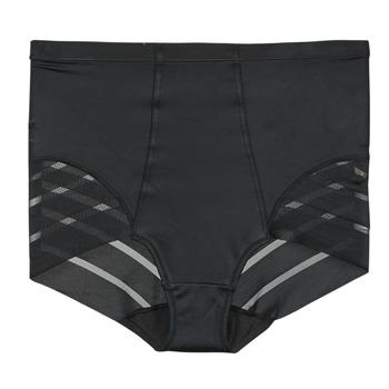Sous-vêtements Femme Culottes & slips DIM DIAM'S CONTROL CULOTTE HAUTE Noir